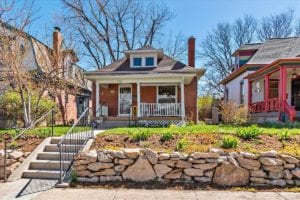Sold! Charming red-brick bungalow on sweet block in City Park South