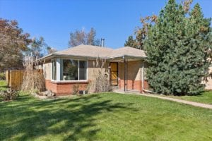 Sold!  Ideal brick ranch with thoughtful updating, mid-century charm