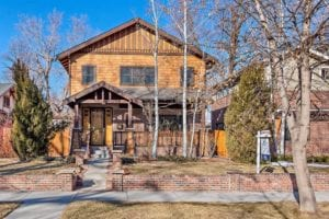 Sold!  American Craftsman reconstructed in 2008