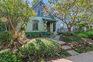 Sold! Quintessential updated Victorian in Congress Park